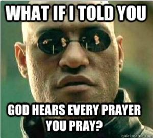 MORPHEUS MEME PRAYER