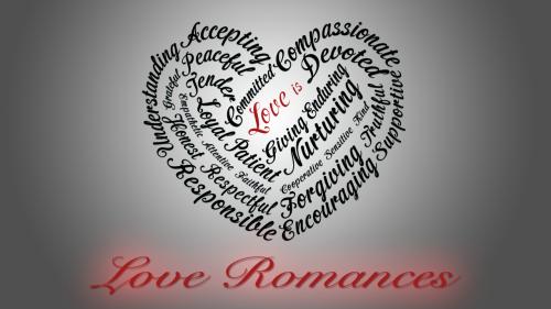LOVE ROMANCES