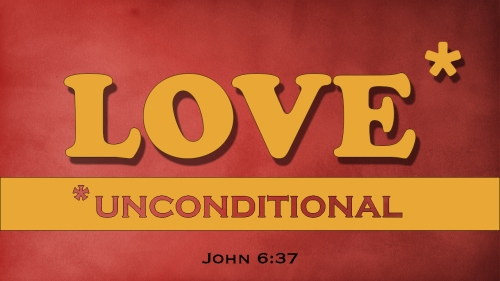 Love Unconditional