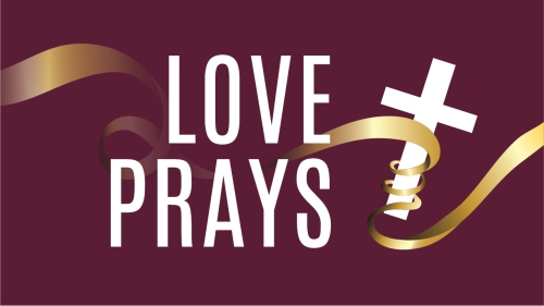 Love Prays Combined