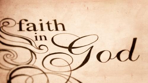 Faith in God Combined