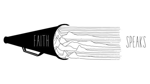 Faith speaks WEB